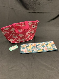 Thirty One Thermal Styling Sleeve and Tote Bag