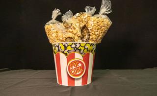 Popcorn Bucket and Popcorn