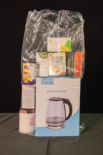 Tea at Home Gift Basket