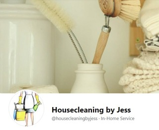 Clean House with Cleaning by Jess
