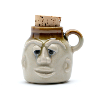 Miniature Face Jug