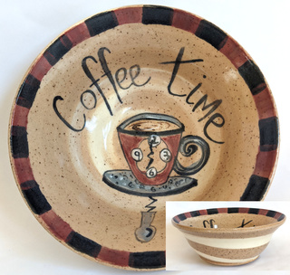 Coffee Time Bowl