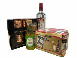35.  Moscow Mule Set