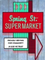 Grocery Gift Certificate from Spring Street Supermarket