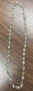 Quartz Long Necklace