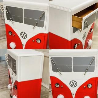 Item B- VW Themed Dresser