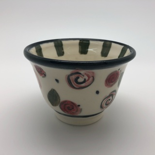 Rosette Bowl