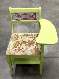 Item ZC - Floral Desk
