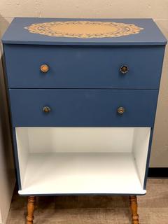 Item ZT - RePurposed Dresser
