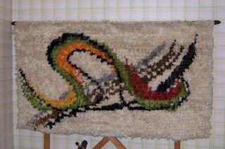 Woolen Wall Hanging