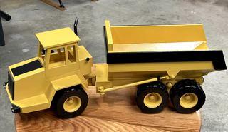 Item ZZX - Hand-Built Model Truck