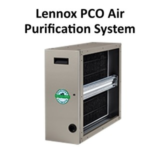 Indoor Air Purification System (plus installation)
