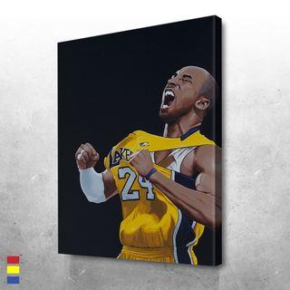 Signed Kobe Bryant memorabilia