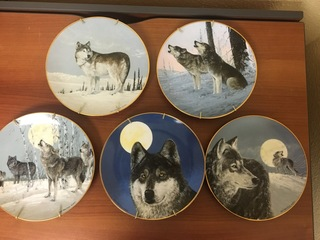 Limited Edition Arctic Majesty Plate Collection