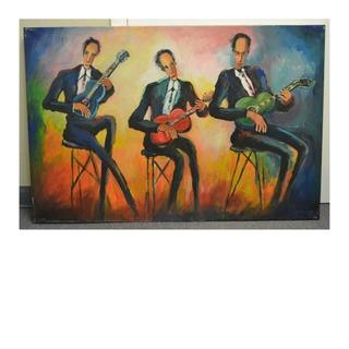 Three Musicians Part 2