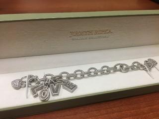 Charm Bracelet by Judith Ripka