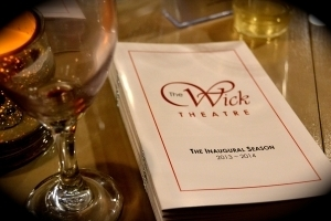 Wick Theatre - Dinner & Show for 2