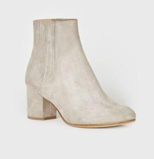 Women's Designer Ankle Boots (SIZE 37.5/US 7.5)