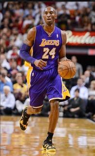 *Kobe Bryant by Ron Elkman