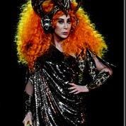 *Cher by Ron Elkman