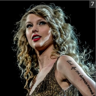 Taylor Swift by Ron Elkman