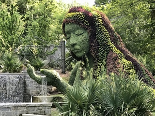 Lady of the Garden