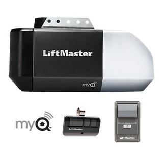 LiftMaster 8160W Garage Door Opener Installed by American Door Works