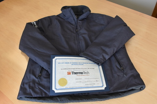 10% off up to $5,000 for Windows or Patio Doors & Thermo-Tech Jacket - Donated by Thermo-Tech