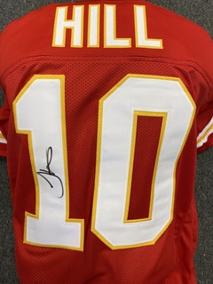 Tyreek Hill Signed Jersey