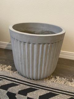 Terrain Fiber Dolly Pot