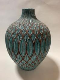Moroccan Terracotta Bottle