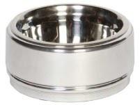 Pair of Medium Chadwick Dog Bowls