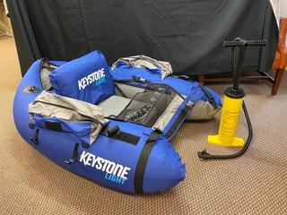 Keystone Fishing Float Tube