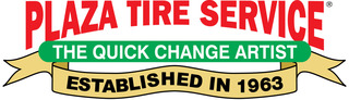 Plaza Tire Service Package