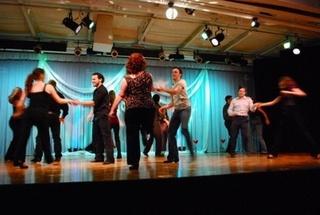 Private Dance Lesson (2 of 2)