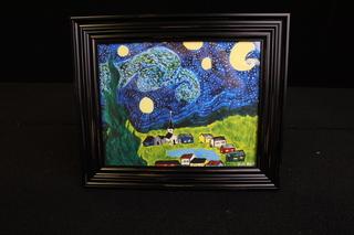 """""""Starry Farm Night"""" by LLH Volunteer"""