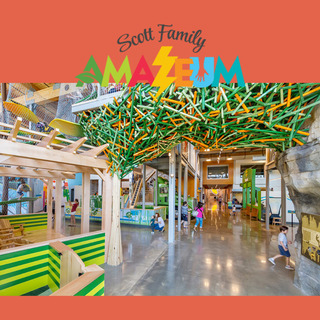 Scott Family Amazeum Package