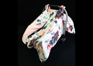 Car Seat Cover and Blanket
