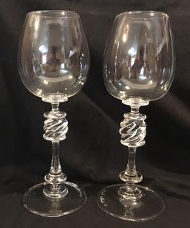 Handmade Glass Goblets
