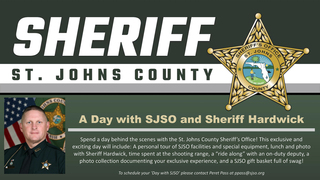 Spend a day shadowing Sheriff Robert Hardwick