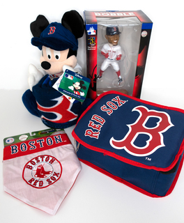 Boston Red Sox Basket