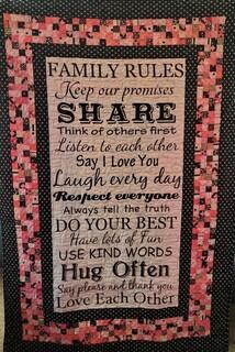440. Handmade Quilt