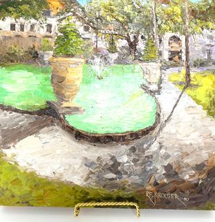 Flagler's Fountain