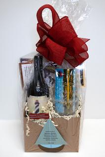 St. Augustine Light House Gift Basket