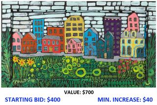 Brandi Marino Painting II