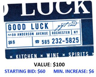 Good Luck Restaurant