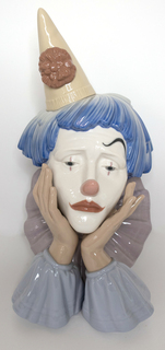 Lladro Circus and Clowns Piece One