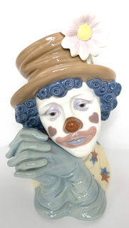 Lladro Circus and Clowns Piece Two