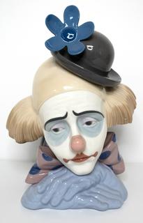Lladro Circus and Clowns Piece Three
