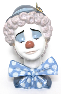 Lladro Circus and Clowns Piece Four